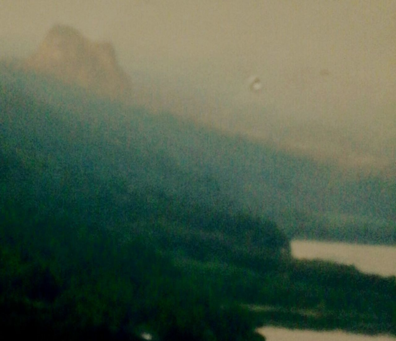 Beacon Rock,Washington Being Adventurous Scaffolding And Rain on the side of the rain to climb ,fun 🍭🍯🍏🍑🍆🍊🍇🍓🍒
