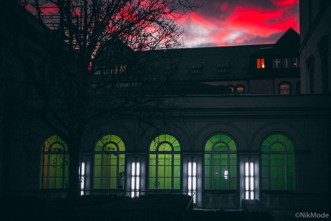 Berlin Museum NikMode Leica