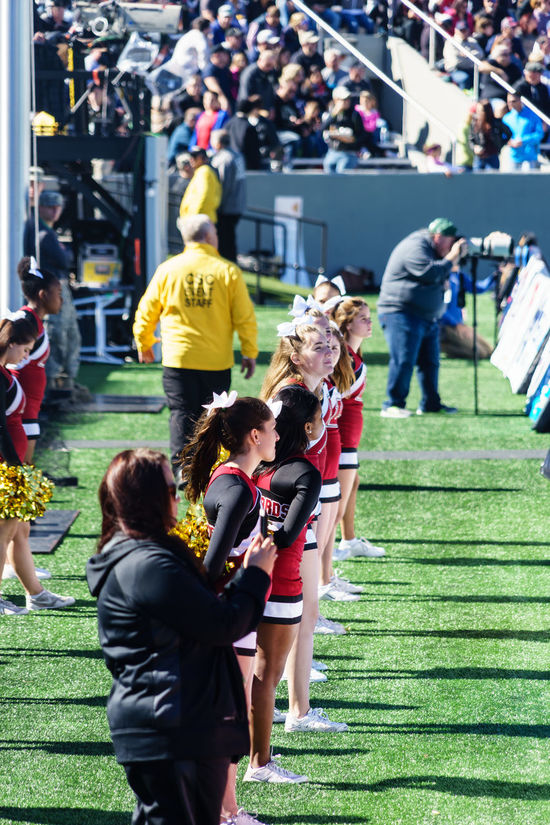 Adult American American Military Academy Army Black Knights College Day Football Lafayette Large Group Of People Outdoors People Person Soldier Sport USA Vertical Westpoint