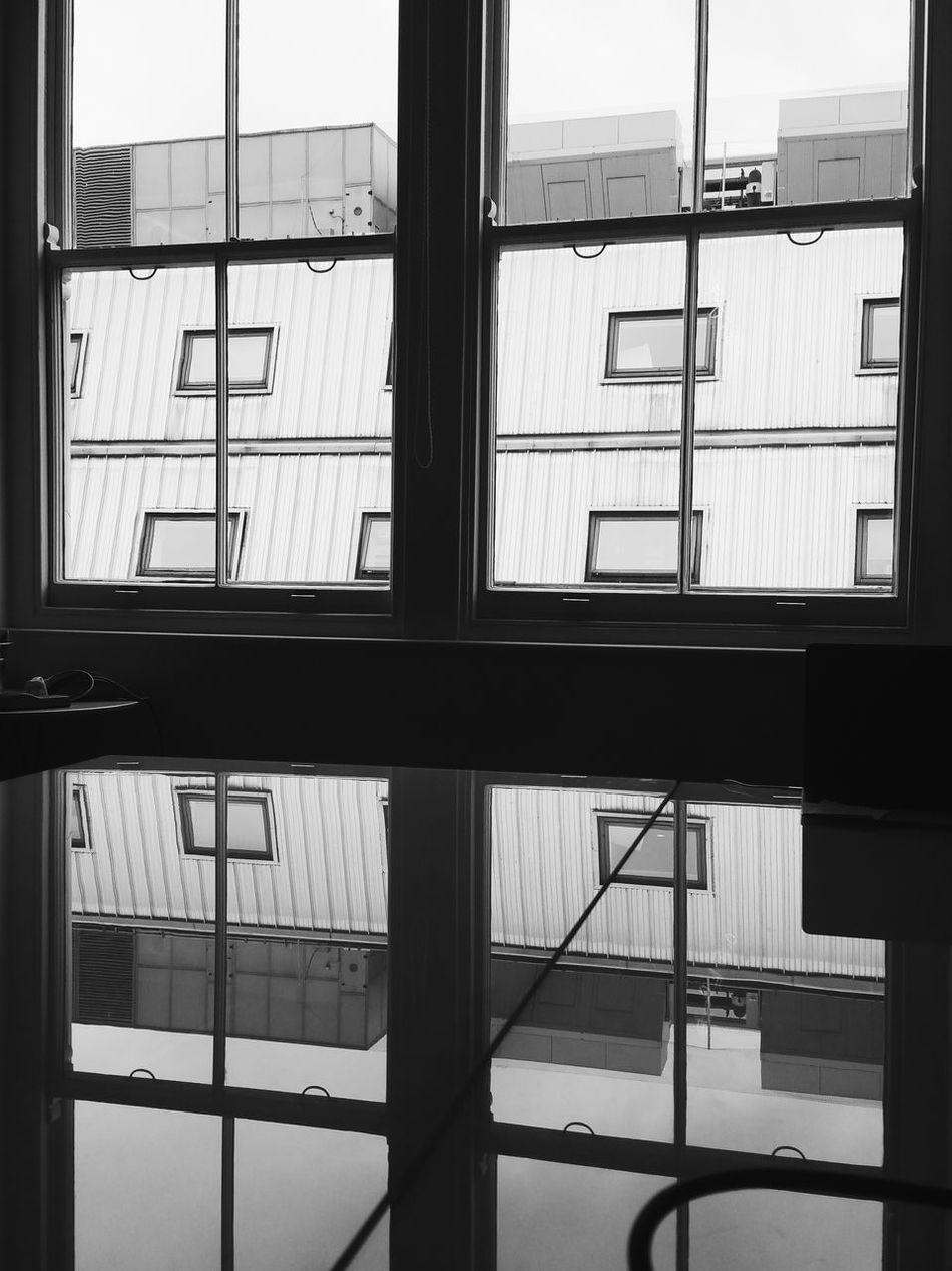 Meetings. | IG: iDJPhotography Blackandwhite Blackandwhite Photography Black And White Mirror Reflection Glass Window Meeting Office Meetings Welcome To Black
