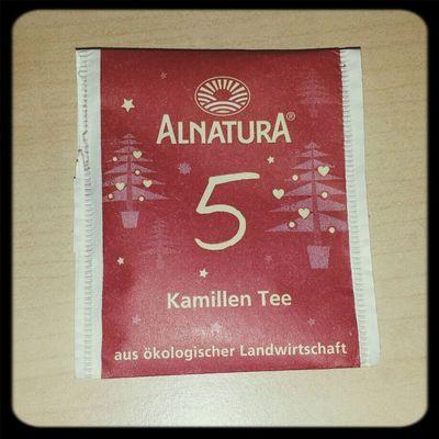 Klassisch und gut! ^^ Tea ALNATURA