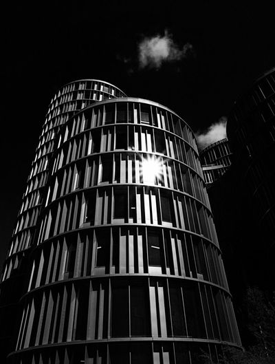 Axel Towers - Great architecture by Lundgaard & Tranberg in Copenhagen Denmark Architecture Lundgaardtranberg Architects Lundgaard & Tranberg Shootermag Ladyphotographerofthemonth Blackandwhite Black And White Architecture Architecture_collection Built Structure Building Exterior City Copenhagen Denmark Axel Towers Bnw Streetphotography Eye4photography  EyeEm Best Shots Blackandwhite Photography Modern Architecture Fine Art Photography Building Buildings City Life The Week On EyeEm EyeEmNewHere Been There. The Week On EyeEm Connected By Travel The Graphic City
