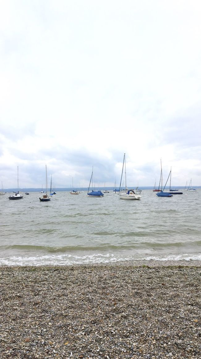 Nice here… ;-) #Ammersee