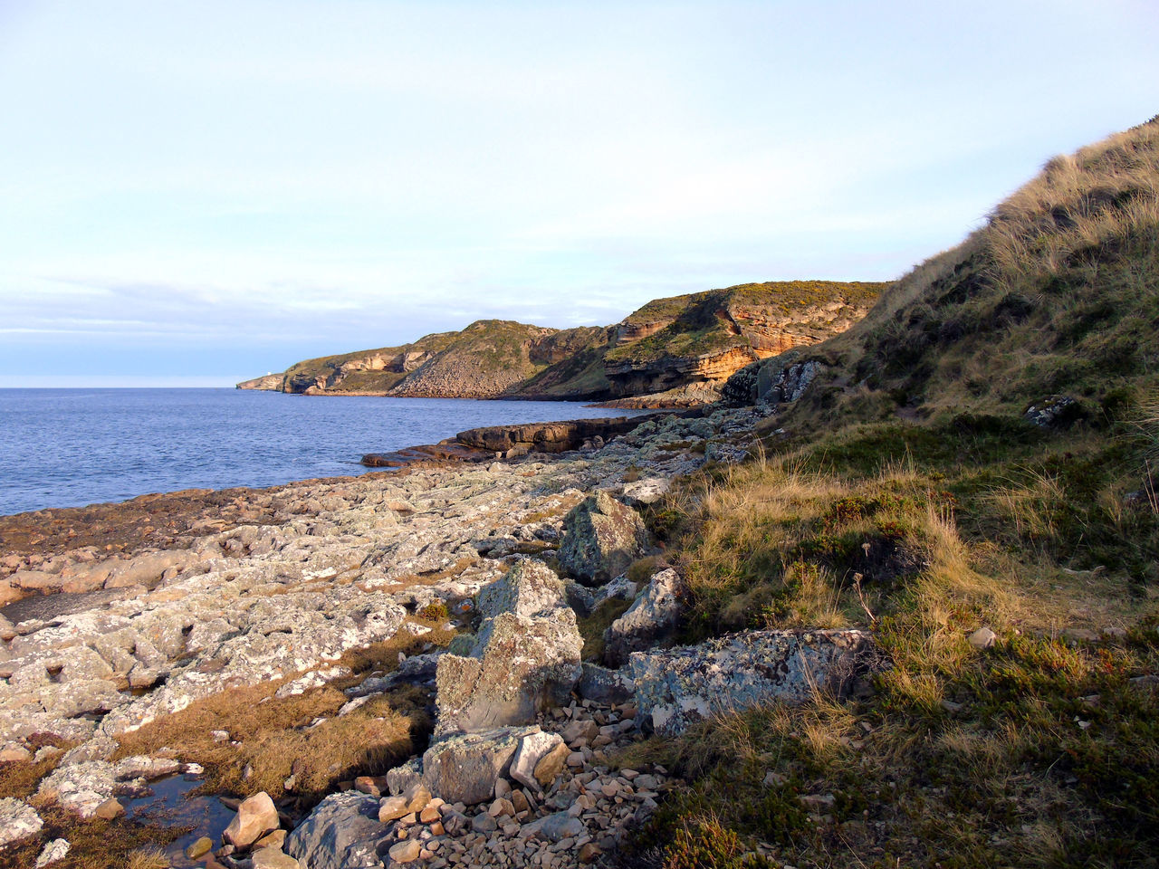 Beautiful stock photos of scotland, Hopeman, United Kingdom, beauty in nature, blue