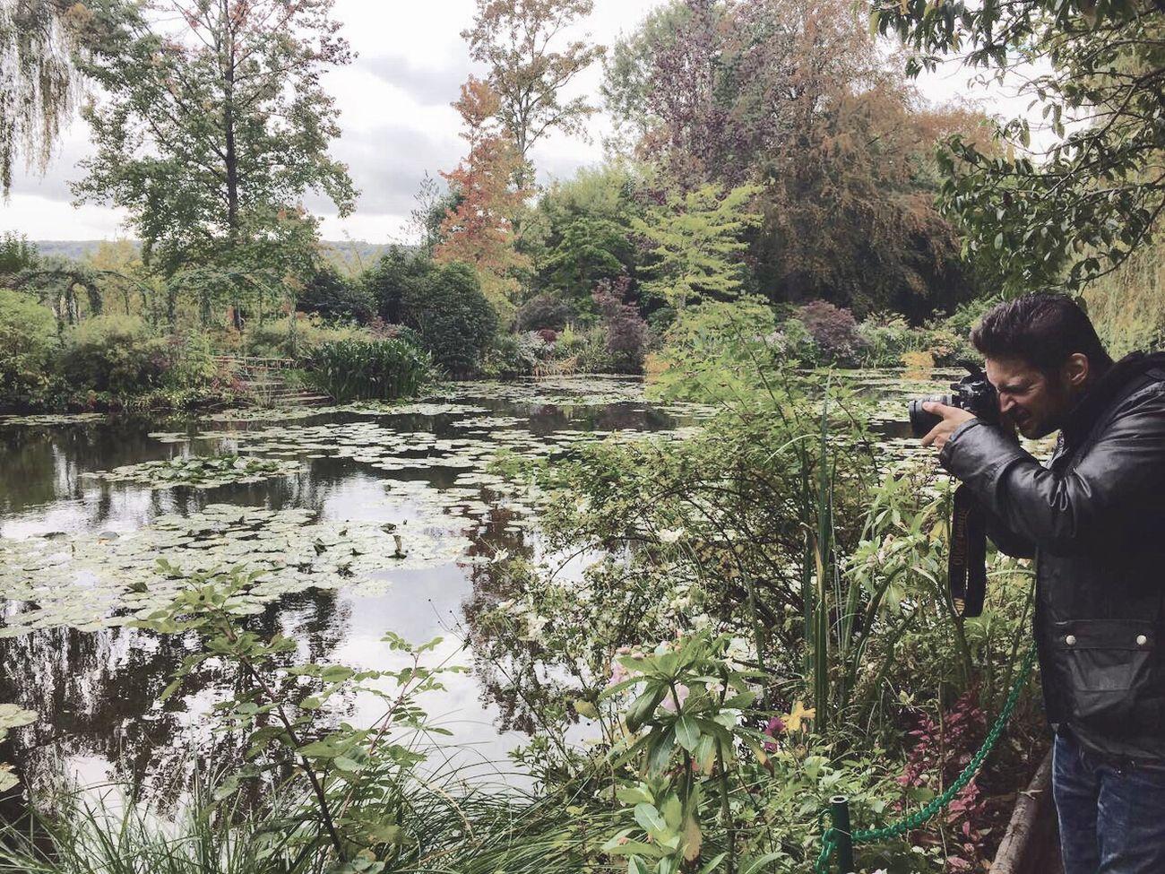 A new sensitive experience at Jardins de Monet Monet Garden Monet Paris