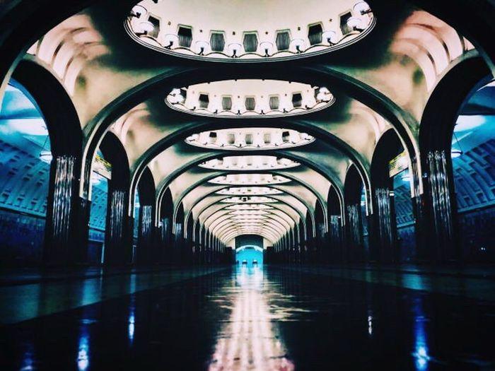 Metro Station First Eyeem Photo