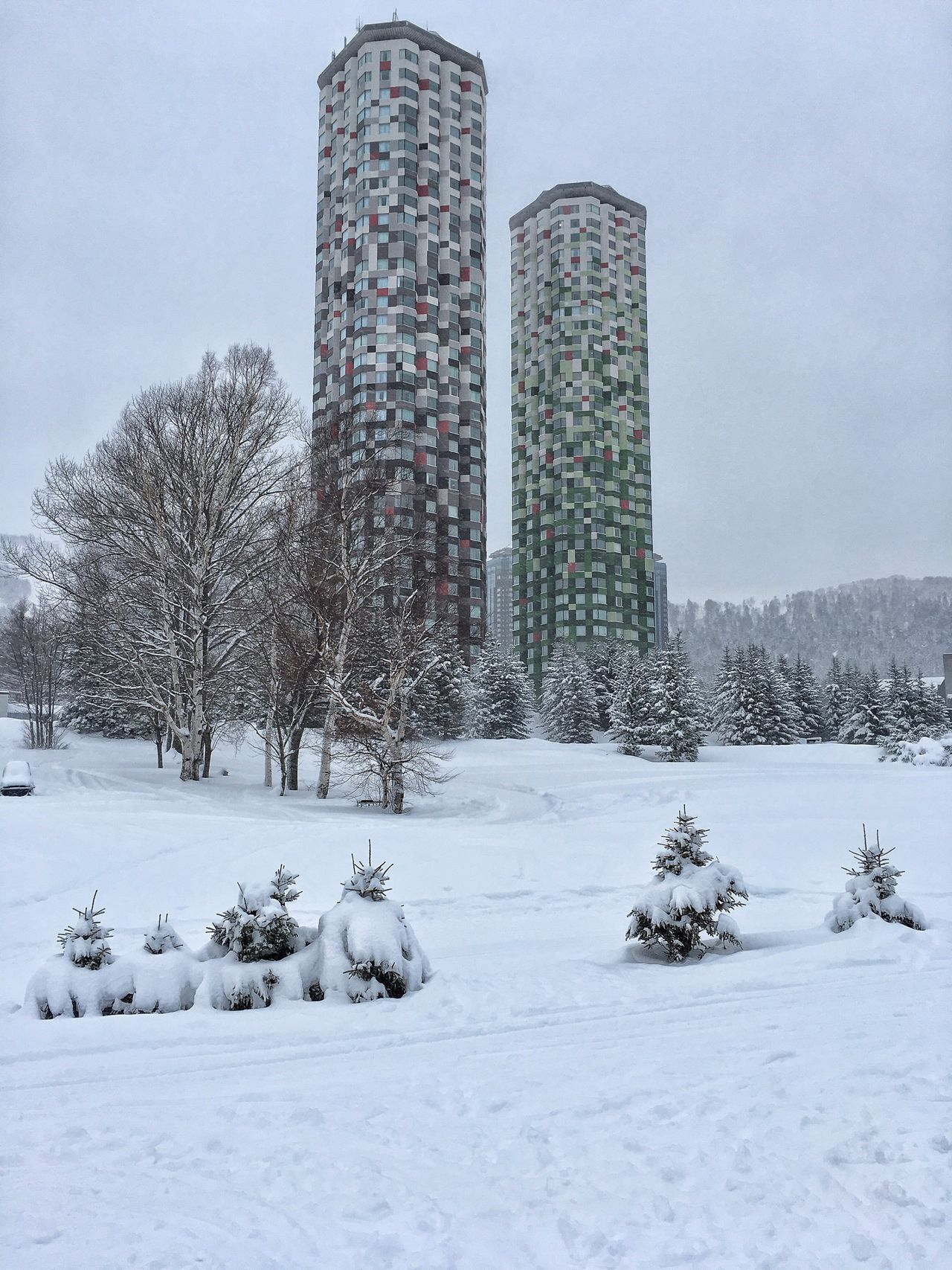 Built Structure Architecture Snow Cold Temperature Winter Outdoors White Color Nature