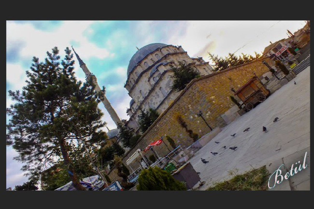 Buyukcami Historicalplace Historical City Followme