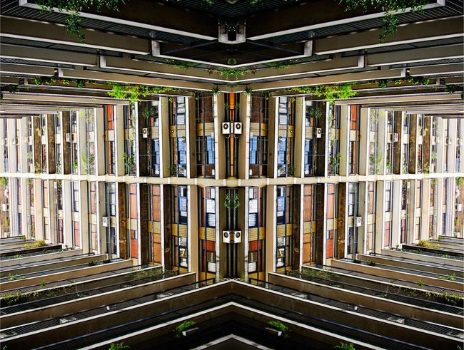 Architecture Buildings Buildingstyles Outdoors Reflection Reflections Repetition Vortography