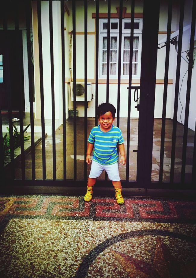 Cute one Babyboy Hello World Nephew  Giggle Fatbaby Taking Photos Smile Funny