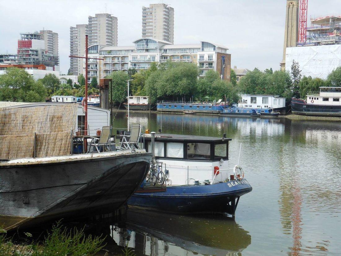 Kew River Thames River Thames Surrey