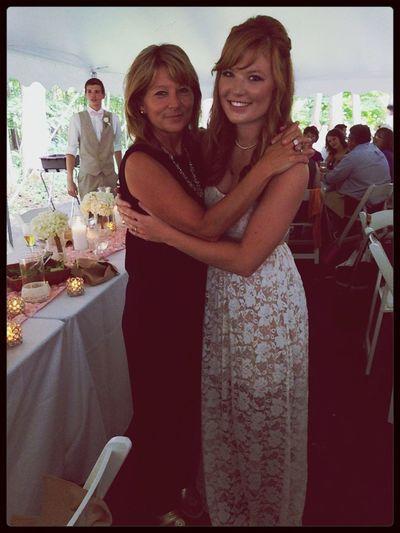 Best friends wedding with my momma First Eyeem Photo