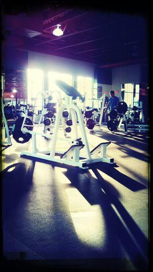 Gym Flow Healthy Dowork :)