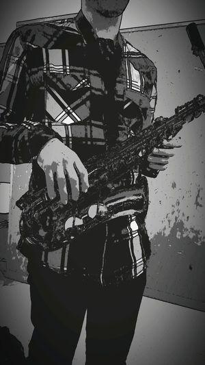 Sax Saxofone Saxofone🎷 Saxophonist Saxofonista Friends Music Musician Musiclover EyeEm Editing PhonePhotography Phonecamera