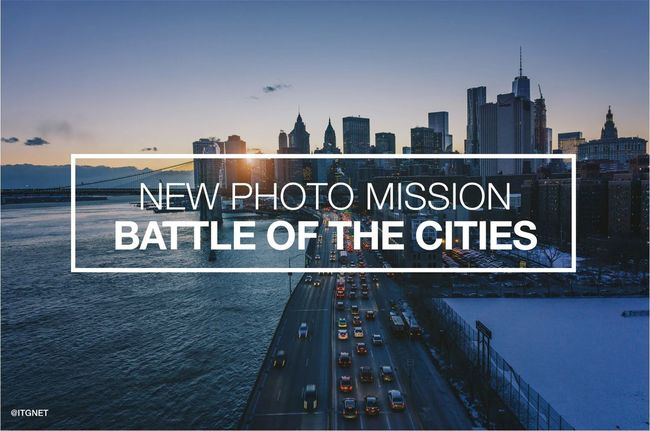 You're a New Yorker, a Berliner or from Tokyo? The Battle Of The Cities Mission is for you. Enter to get your hands on a Polaroid 600-Type instant film camera or a GorillaPod Focus camera rig! 🚦 https://www.eyeem.com/blog/2016/09/new-photo-mission-battle-of-the-cities/