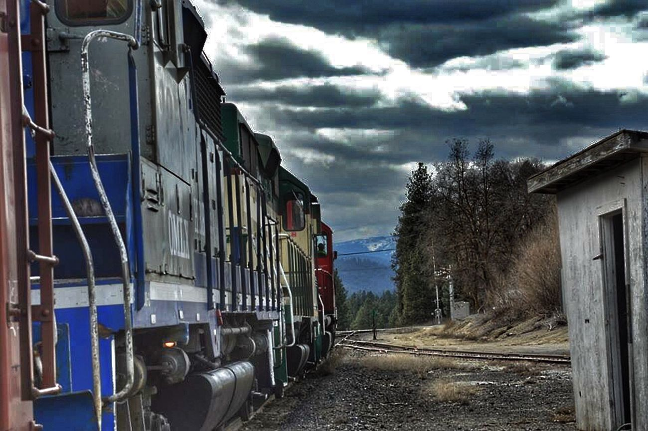 She lives in a box car... That's where she keeps her secrets... Train HDR Hdr_Collection Stronger Than Ever Onmymind Love Eye4photography  Twin Flames 831!!! 831 Every Picture Tells A Story