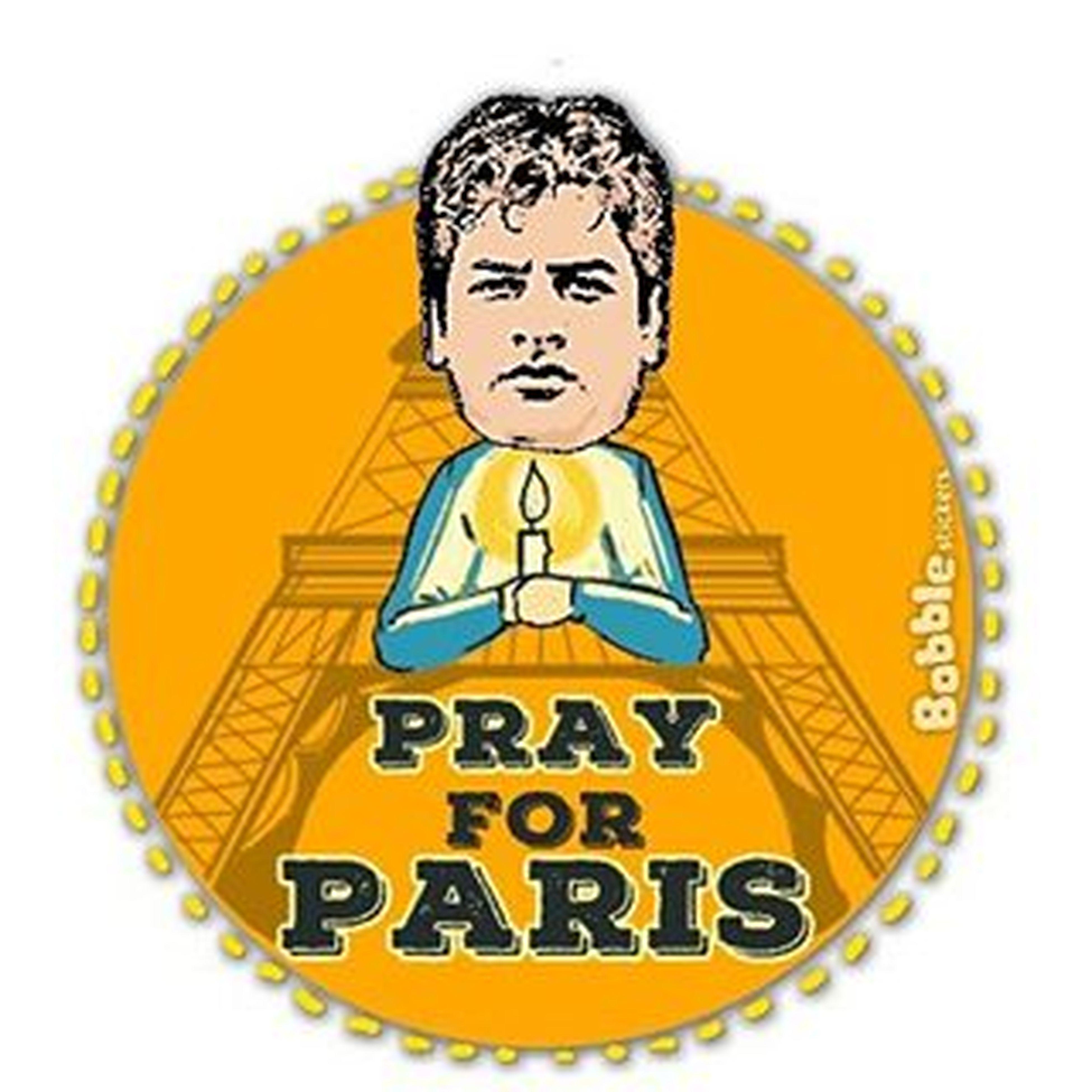 Pray_For_Paris🗼