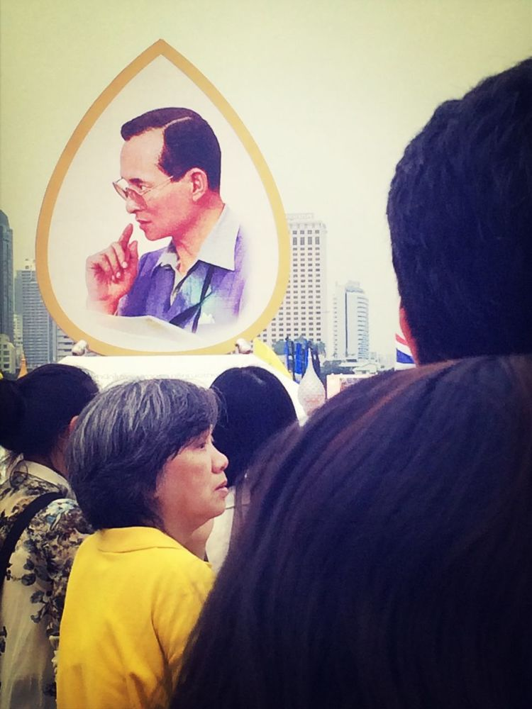 My beloved King Long Live The King Bhumibol Of Thailand