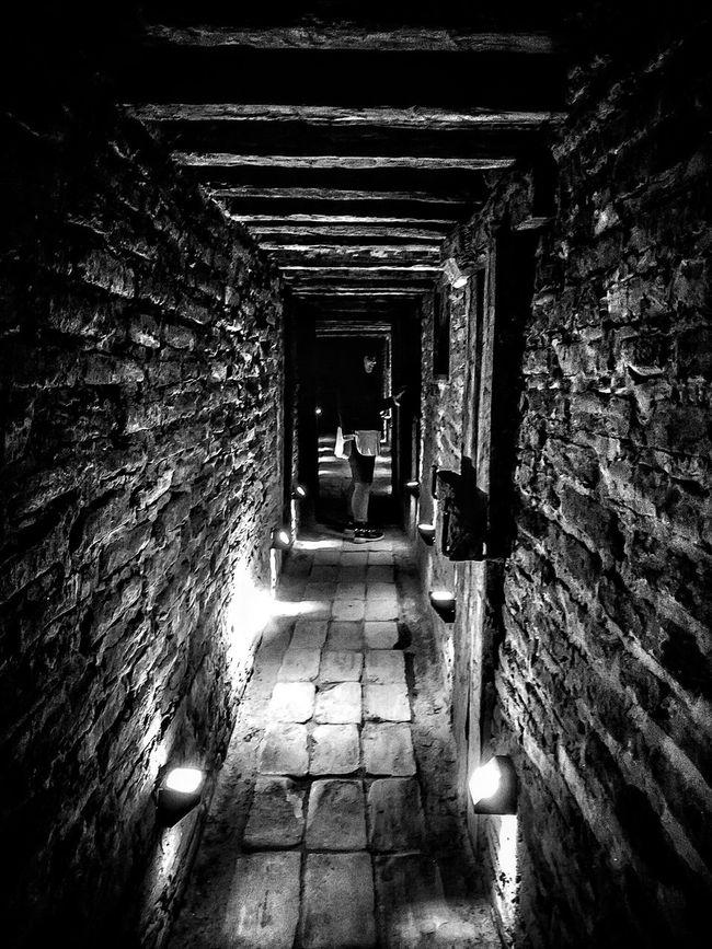 Centro cultural del Bicentenario - Santiago del Estero Black & White Photography Hanging Out
