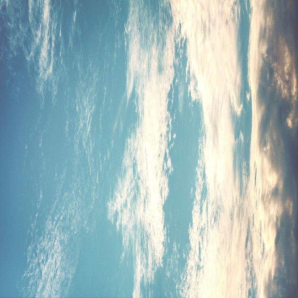 Sky torn | Cielo desgarrado Landscape Clouds And Sky Cloudporn Enjoying Life