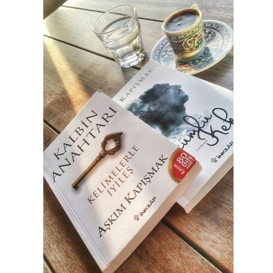 Huzur 😊 Coffee ızmir Photography Coffee ☕ Kitap Kitaplariyikivar Kitaplar Kitapkokusu Kahve Turkishcoffee Türkkahvesi Huzur Kitapkurdu