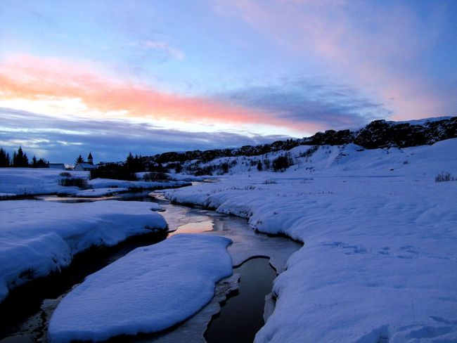 Ice Age Amazing Tourism Thingvellir National Park Pingvellir Iceland Travel Destinations Tranquil Scene Non-urban Scene Landscape Scenics Tranquility Cold Temperature Geology Sky Beauty In Nature Nature Water Dramatic Sky Dramatic Landscape Beautiful Iceland_collection Iceland Memories River Sunset