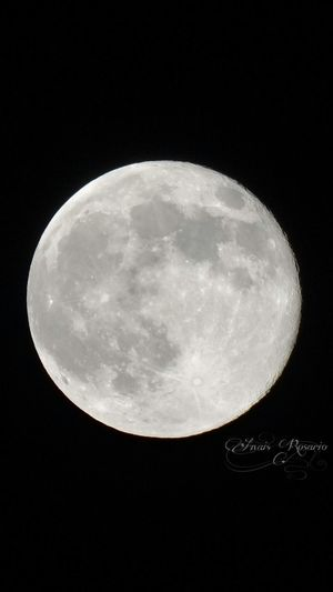 My super moon at Puerto Rico view!!! EyeEm Moon Shots Supermoon 2014 Supermoon Newmoon/supermoon