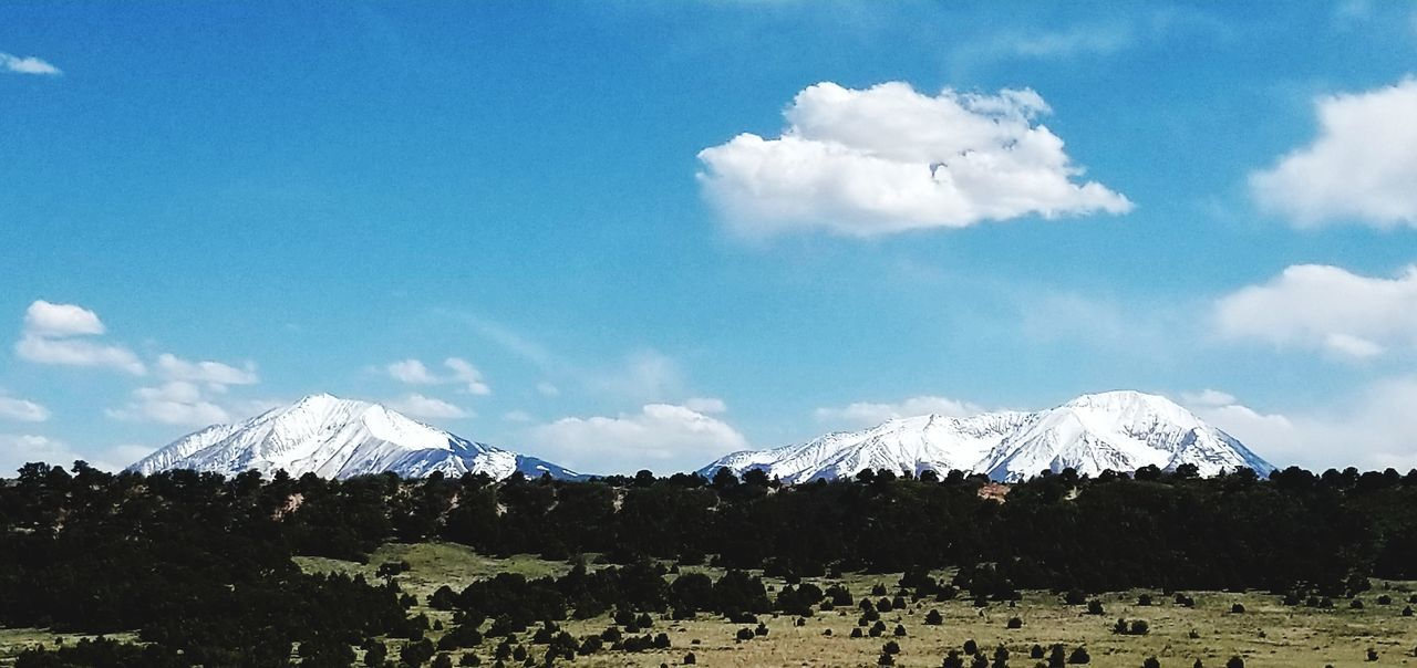 Cloud - Sky Mountain Sky Tree Nature Outdoors Tranquility Landscape Snow Scenics Mountain Range Mountains Spring
