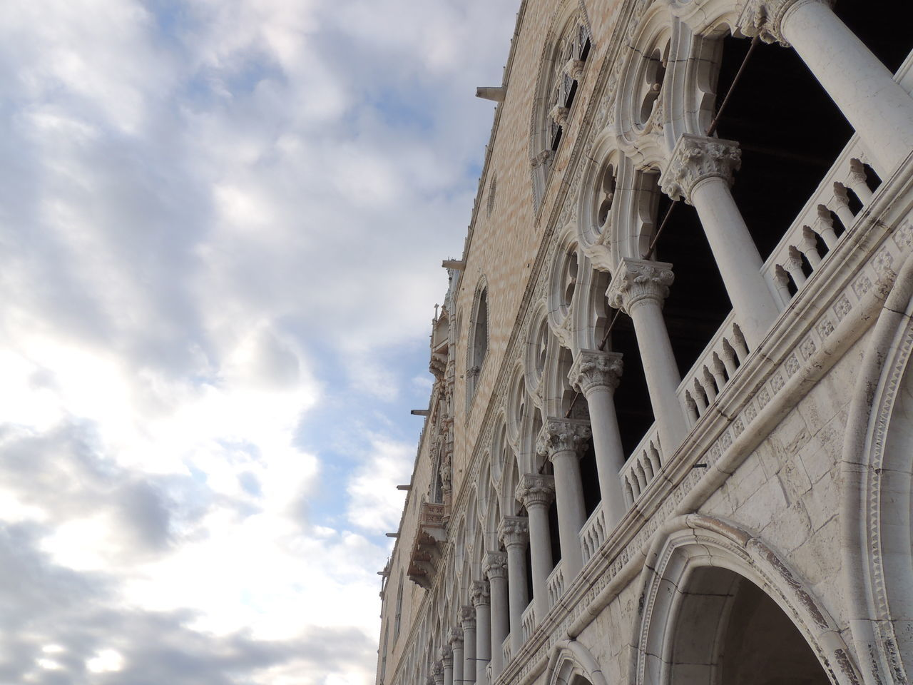 low angle view, architecture, built structure, cloud - sky, building exterior, sky, history, travel destinations, day, no people, ancient, outdoors, ancient civilization