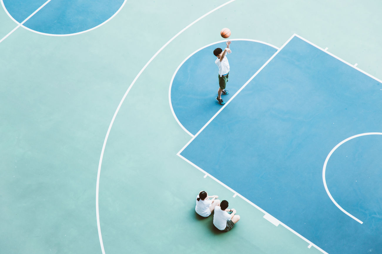 Adult Court Day Full Length High Angle View Men Outdoors People Playing Sport Tennis The Photojournalist - 2017 EyeEm Awards