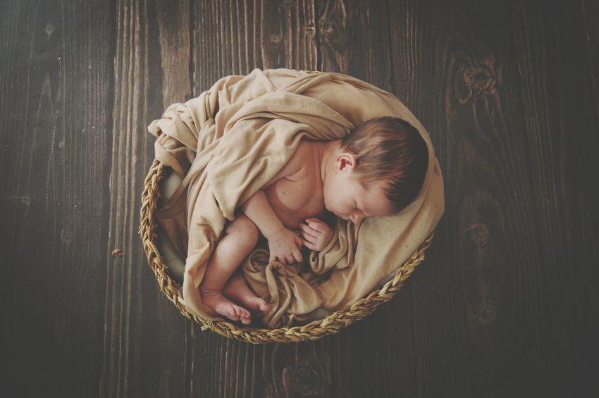 EyeEm Selects Portrait Sleeping Child