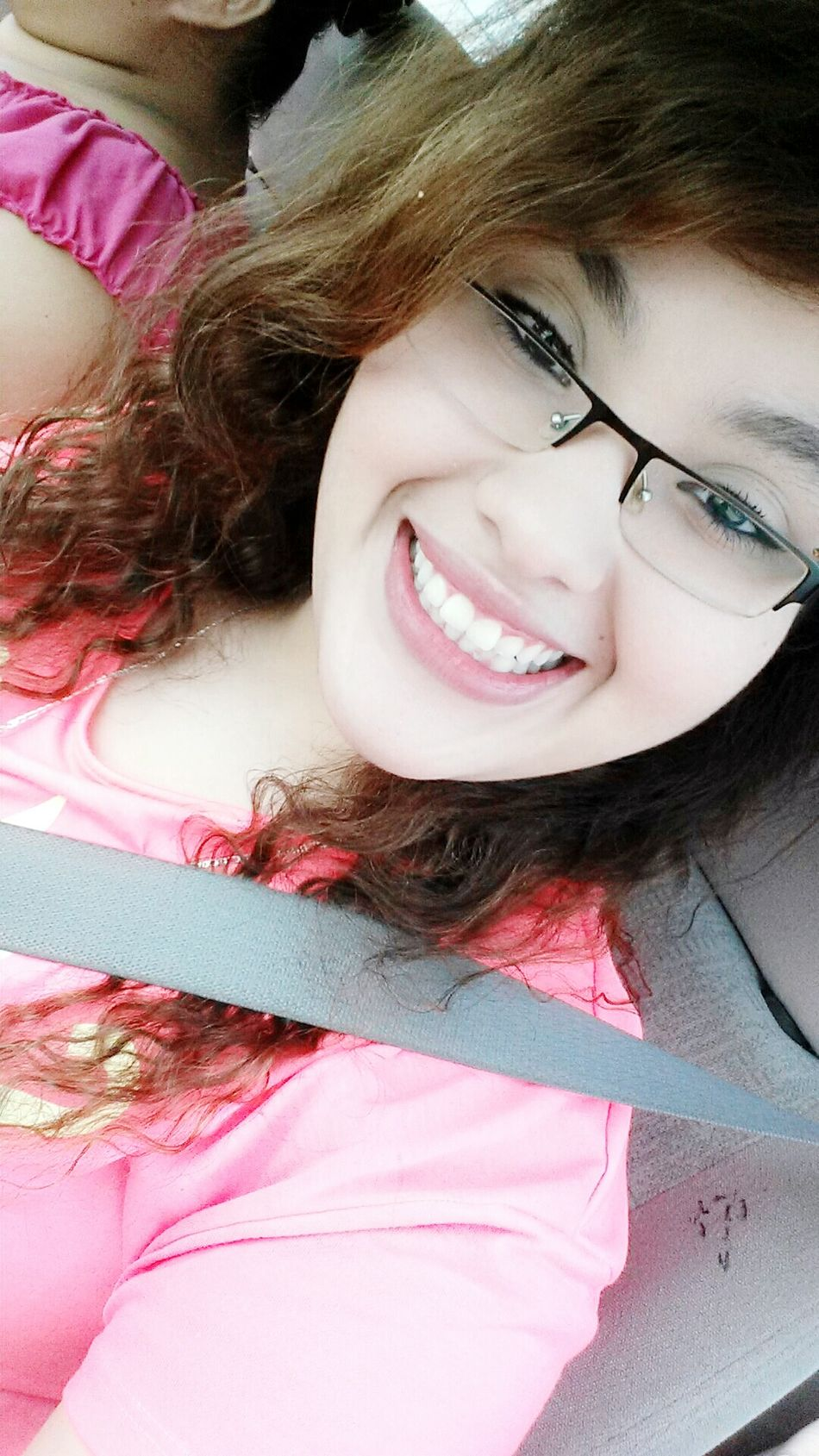 My Smile Is My Happiness. ♡ Stephanie