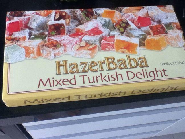 Turkish Delight Dessert Food Porn Enjoying Life