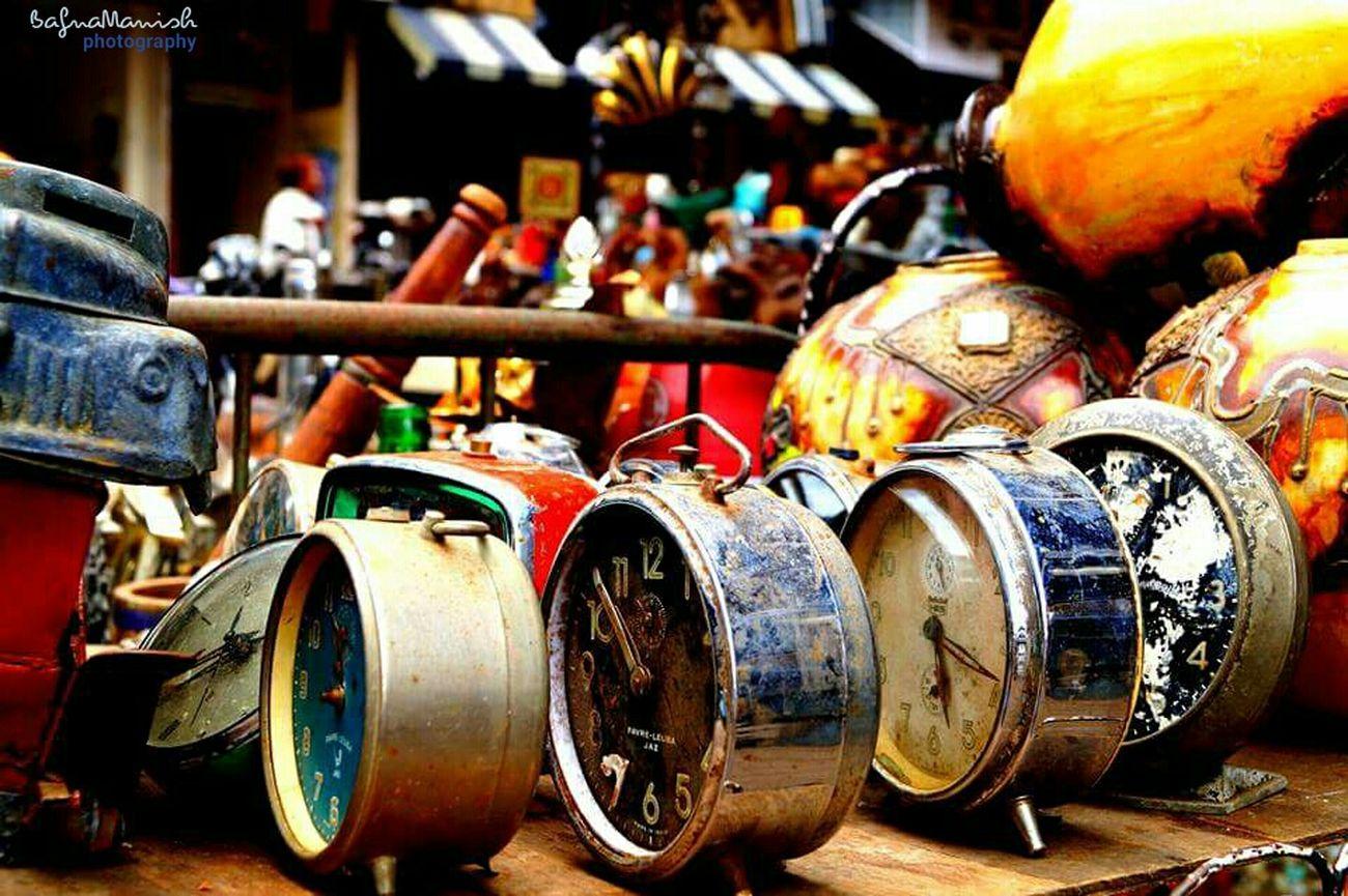 Streetphotography AlarmClock Oldie  Sonya58 Mumbai Chorbazaar World Photography Day Sony A58