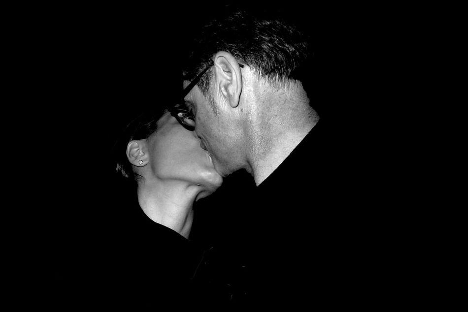 Beautiful stock photos of love, 30-34 Years, 54-59 Years, Black Background, Bonding