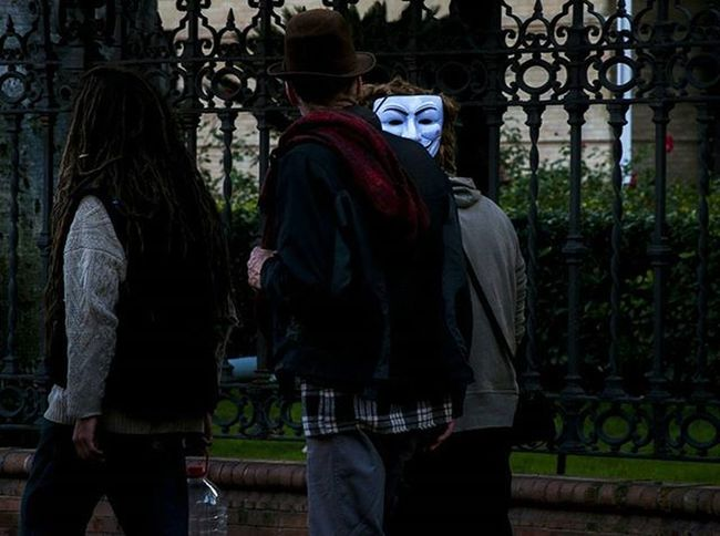Anonymous . . . . . . . . Anonymous Anon Anonimo Anonima Sevilla Seville SPAIN España 105mm Nikon D90 2015  2016 Andalucía Andalucia_monumental People Society Sociedad Reflex Revolution