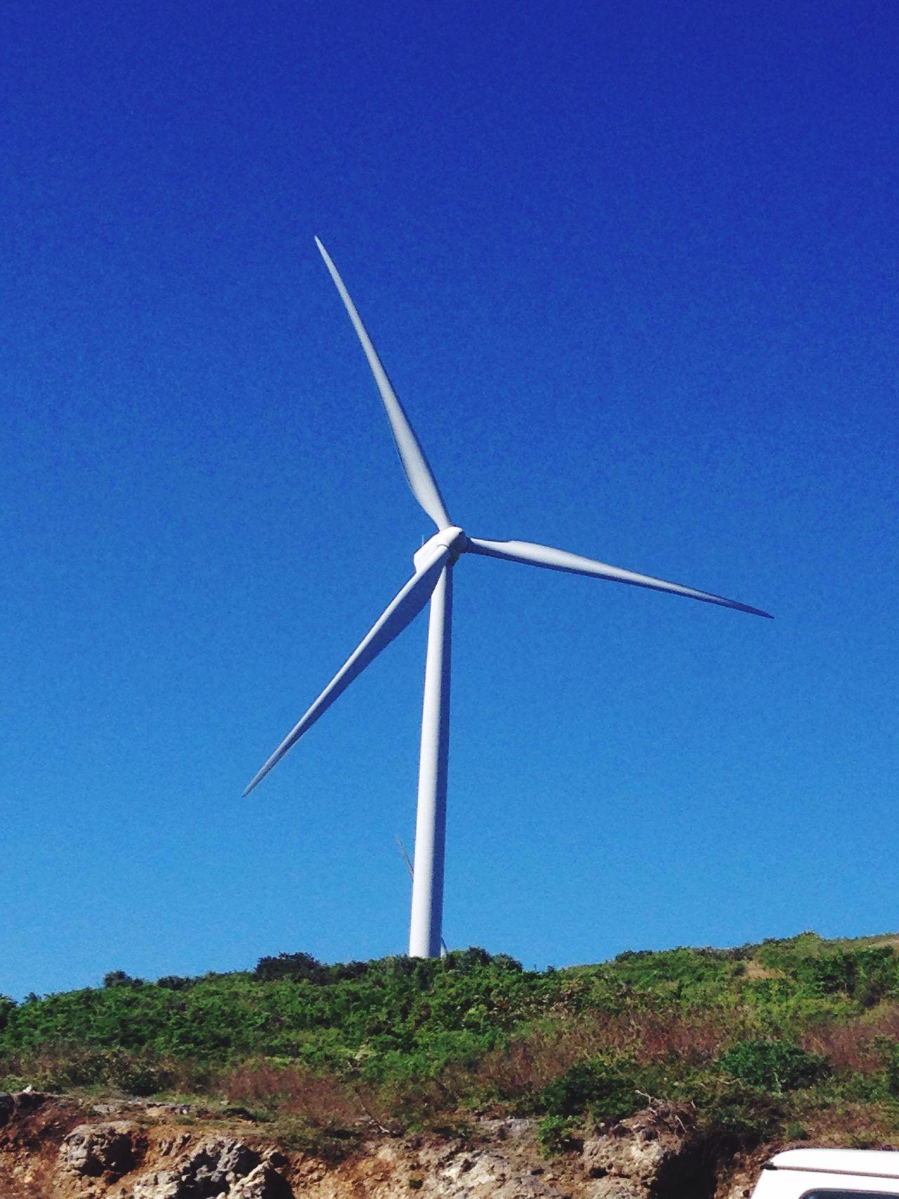 Ilocos Norte, Philippines  Windmill