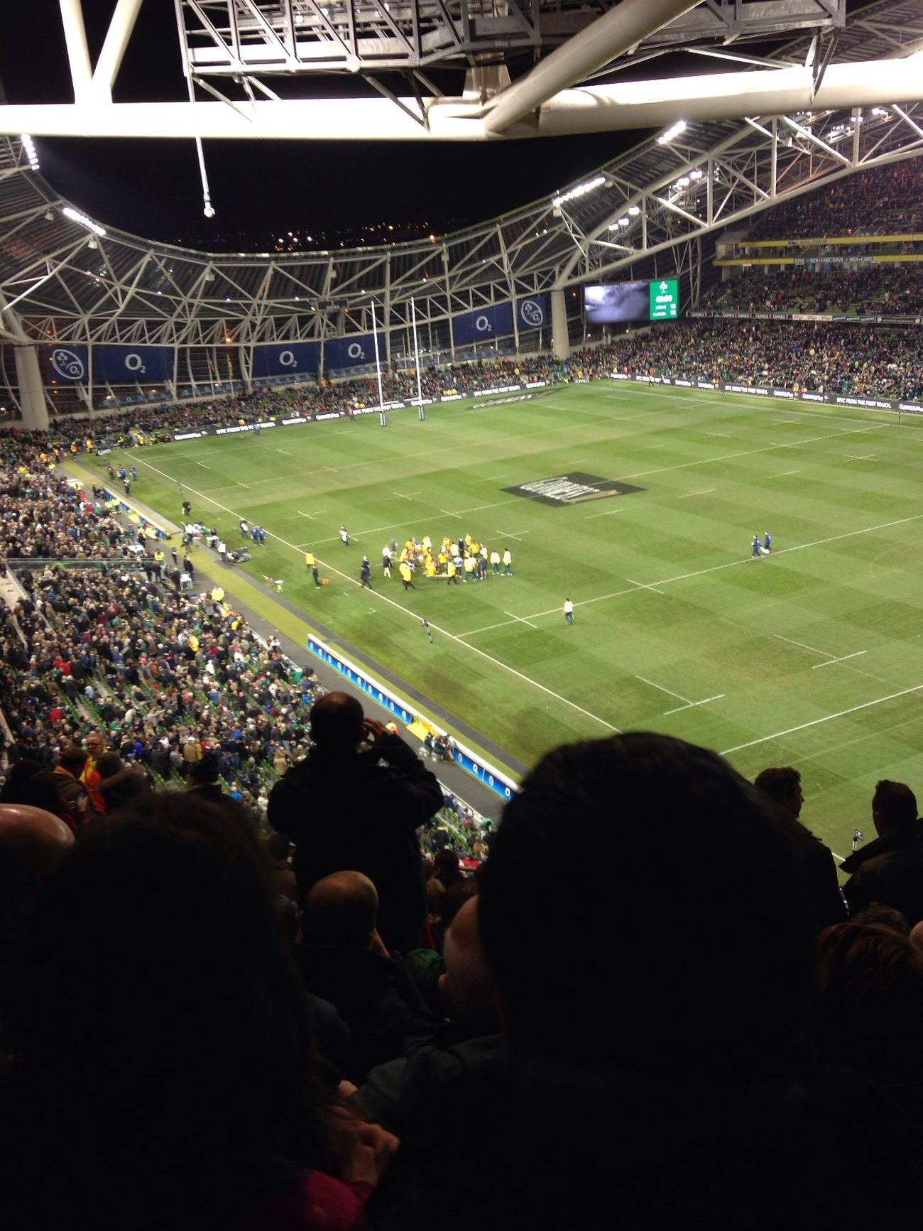 IrelandvAustralia Rugby