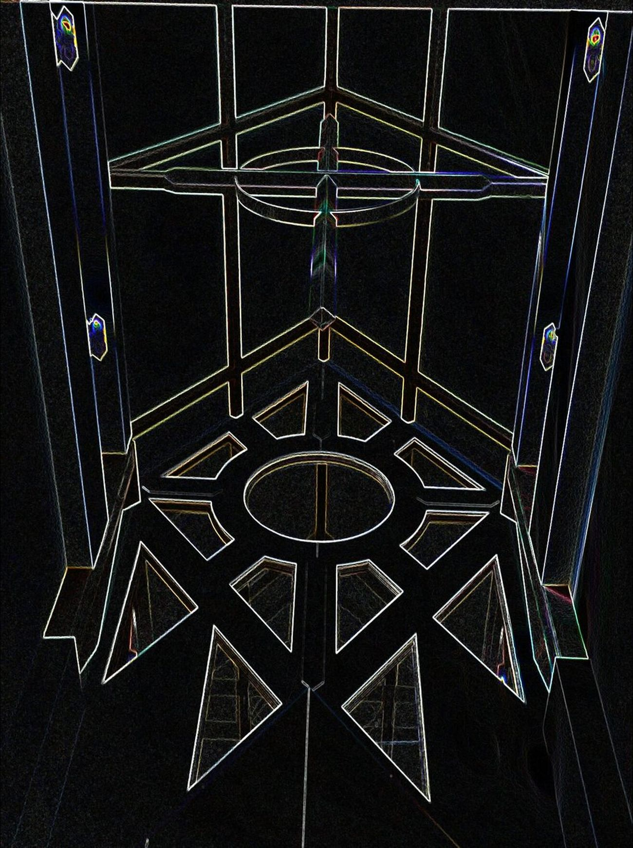 Architecture Built Structure Ceiling Church Geometric Indoors  Methodist Church Pattern