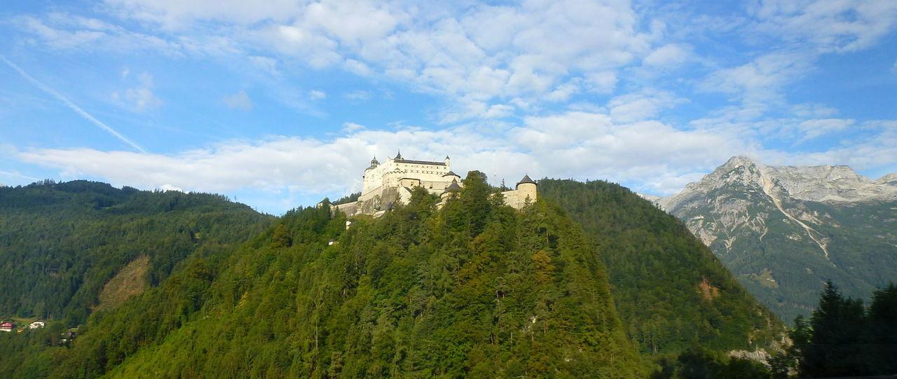 Taken Through A Moving Bus Window Between Salzburg, Austria And Lake Bled,slovenia