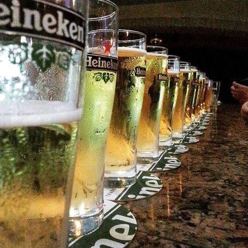 beer challange Heineken Beer Desperadobar Shangrilahotel