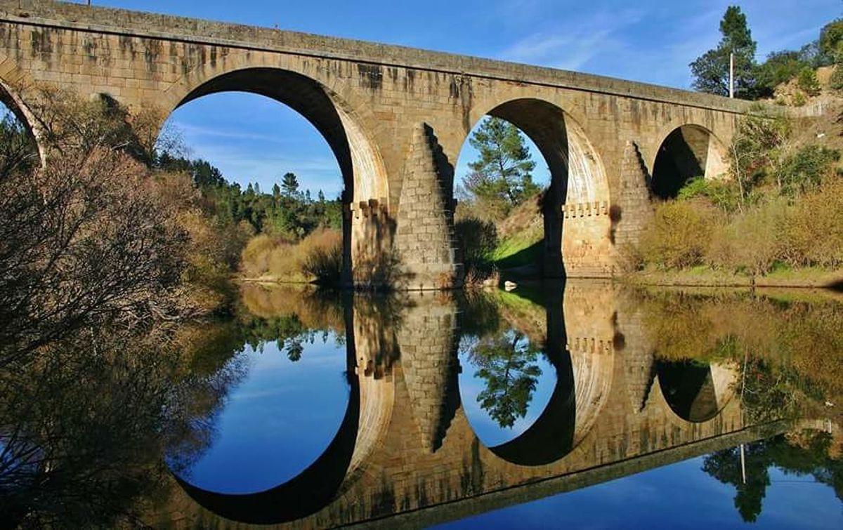 The Great Outdoors With Adobe Bridges Bridge Reflections Bridge Reflected In Water Bridge Reflection