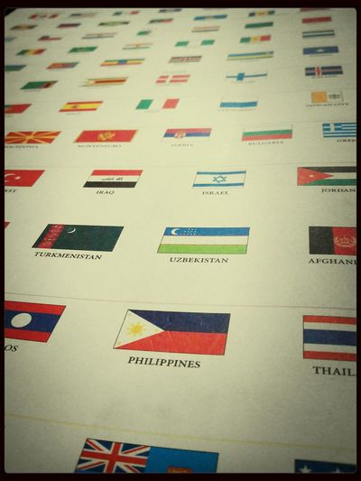 Philippines :) Hello World Encyclopédie Flags First Eyeem Photo