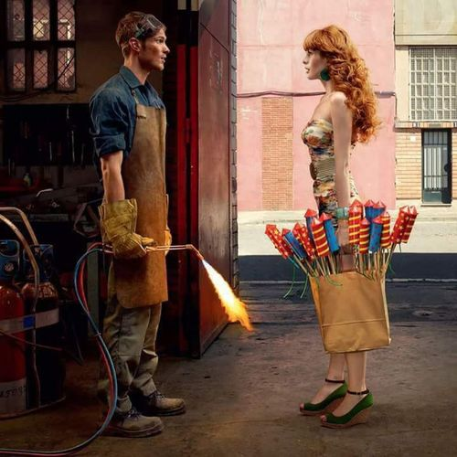 It is impossible to love and to be wise Togetherness Adults Only Can't Resist Fireworks Need A Men On Fire