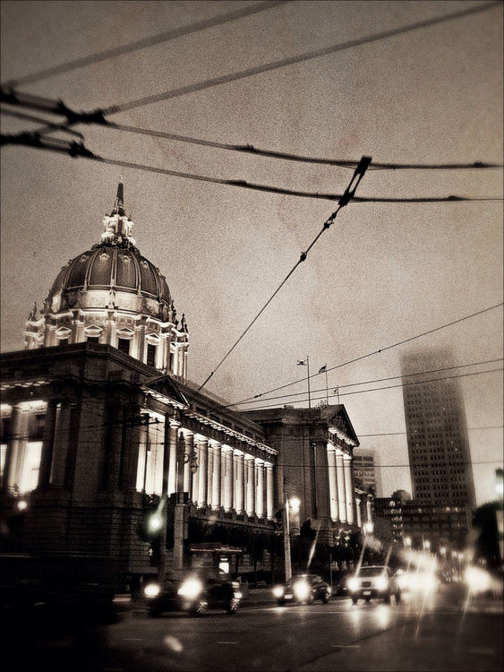 San Francisco at Civic Center by Zuwai-Lisa