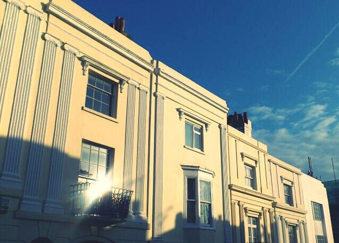bright day Sunny Day Brighton Bluesky Springhassprung