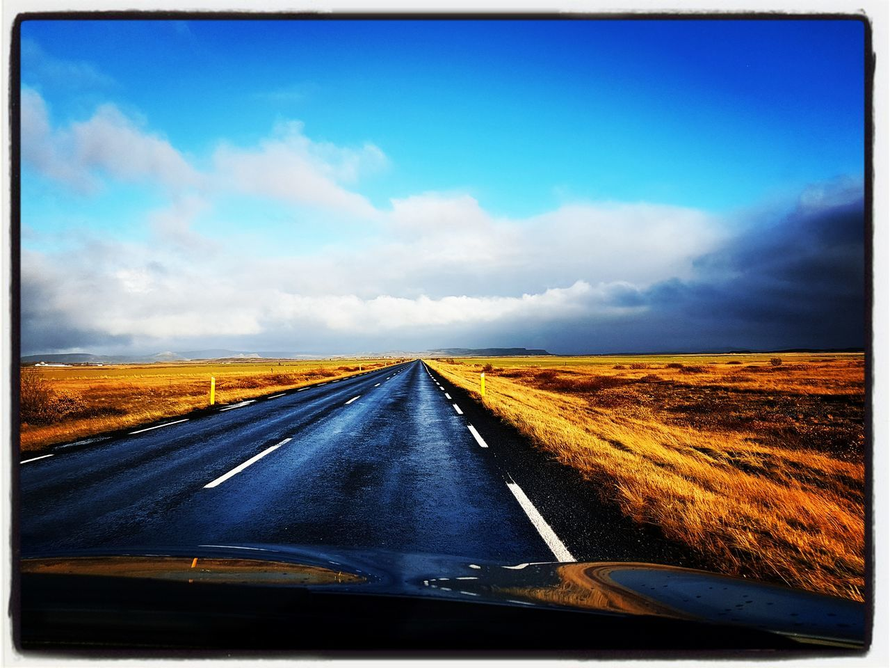 Travel Landscape Iceland Possibilities  Open Road Journey Freedom Where I'd Rather Be... Dont Look Back The Journey Is The Destination Possibilities Are Endless Driving First Eyeem Photo