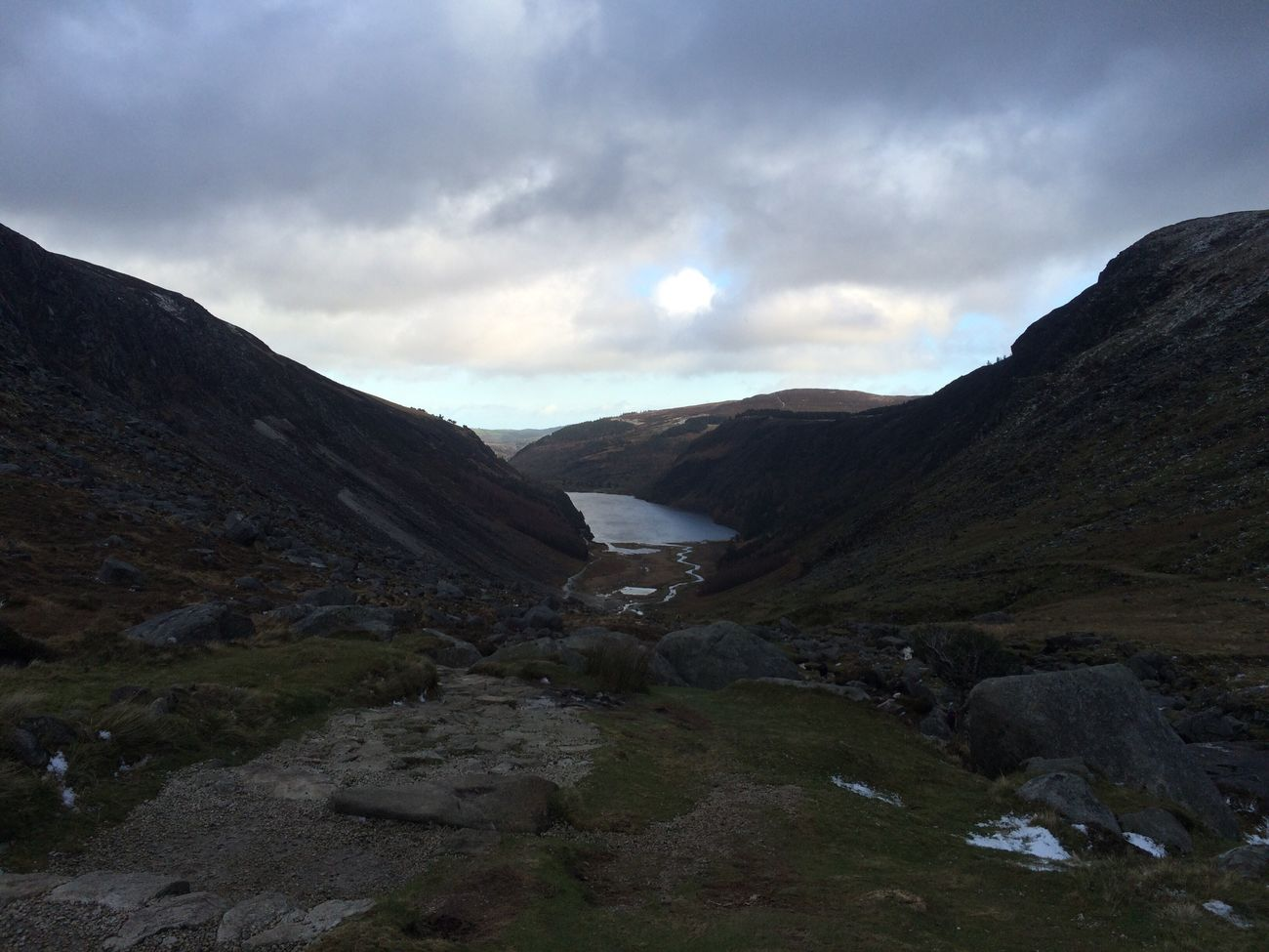 Check This Out Lake Hiking Nofilter Landscape Glendalough