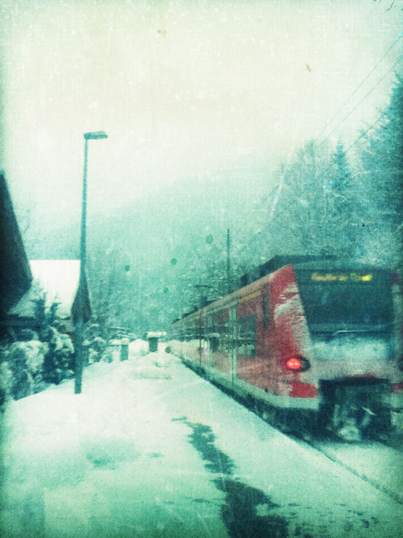 snow at Garmisch Snow