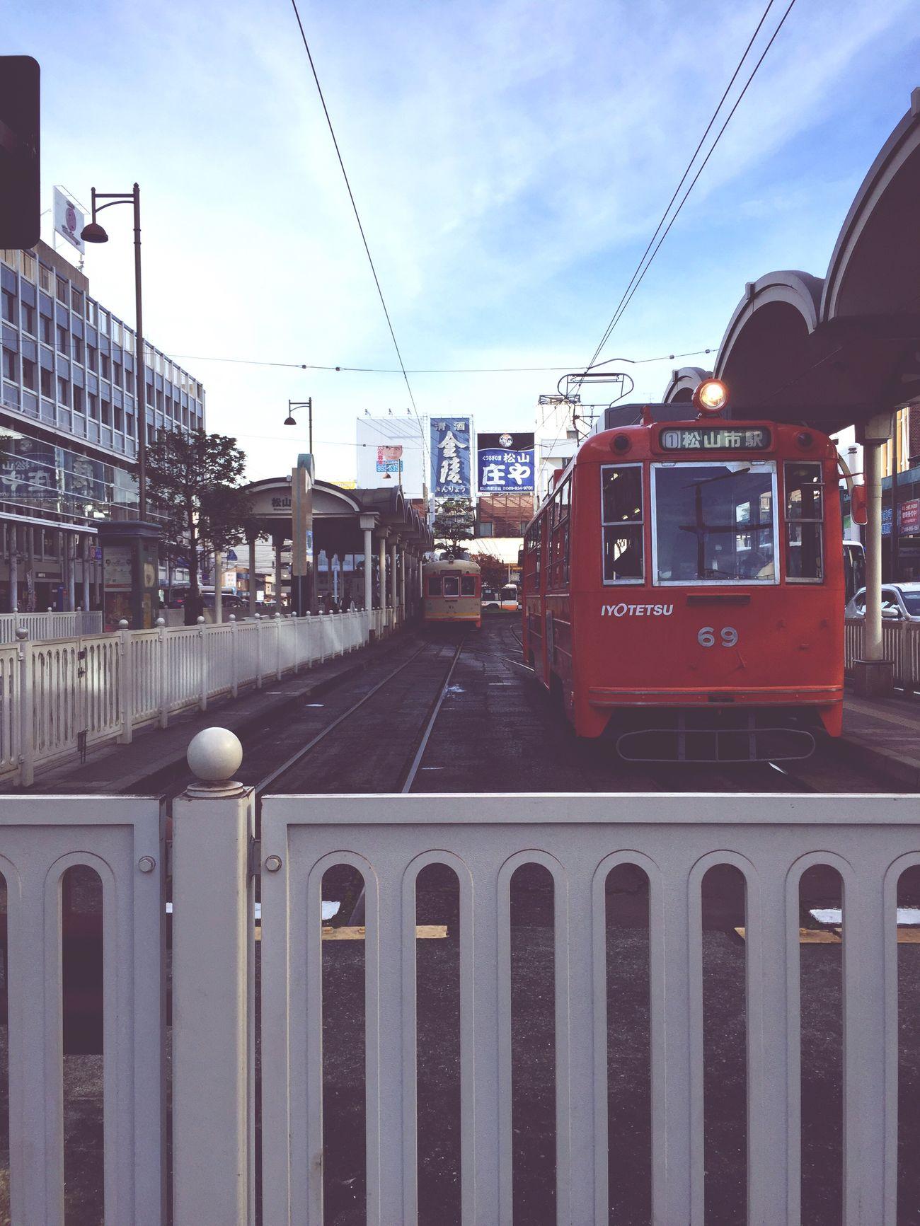 伊予鉄 坊っちゃん電車